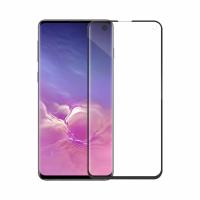 Стъклен протектор Mocoson Nano Flexible, за Samsung Galaxy S10, 5D, 0.3 mm, Черен